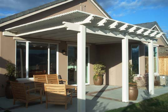 Amazing Attached Alumawood Patio Cover Irvine