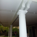 Irvine Solid Patio Cover Double Beam