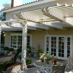 Double rafter with beams Alumawood Patio Aliso VIejo