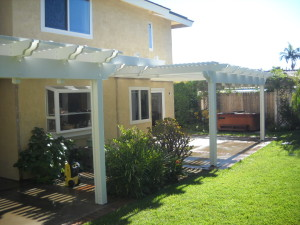 Open Aluminum Patio Cover Lake Forest