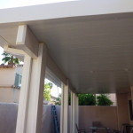 Anaheim Insulated patio cover Alumawood fascia