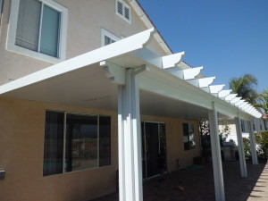 Insulated patio cover Mission Viejo