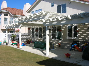 Multi level Patio Cover Ladera Ranch