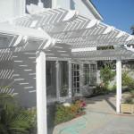 Rancho Santa Margarita Multi level Patio Cover