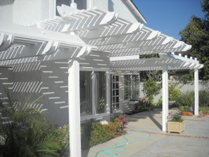 Rancho Santa Margarita Multi level Patio Cover