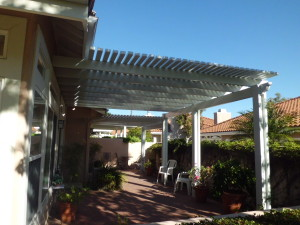 Laguna Hills Alumawood Patio Cover