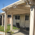 Huntington Beach Scalloped end Patio Cover
