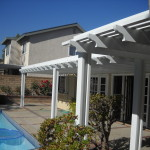 laguna niguel scallop cut open alumawood patio