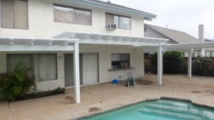 Patio Cover in Anaheim Hills